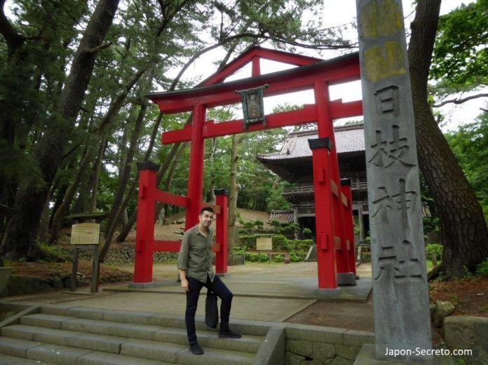 Sokushinbutsu, momias en Japón: entrando en el templo Kaikoji (Sakata, Yamagata)