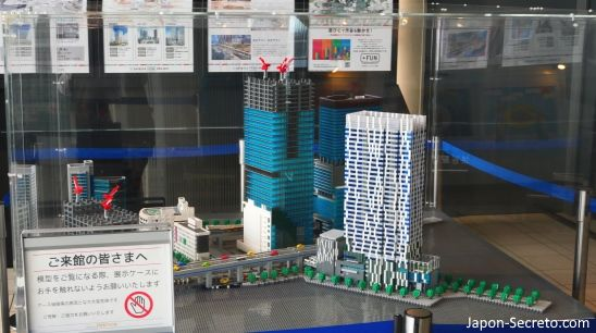 Proyecto de rascacielos de Shibuya