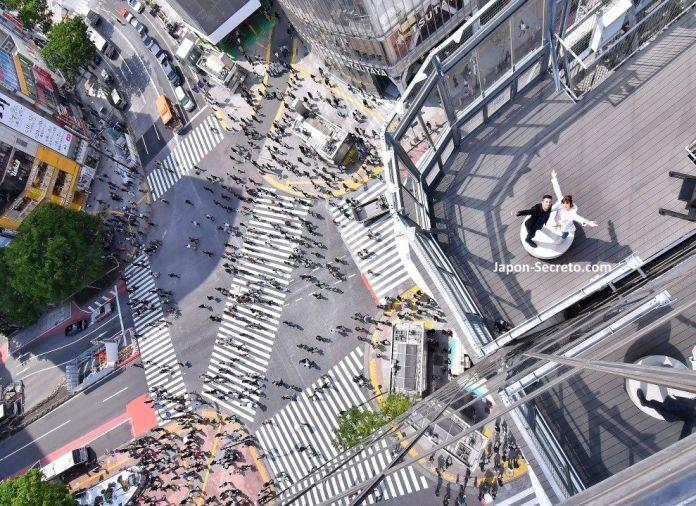 La mejor vista del cruce de Shibuya (Tokio). Guía de viaje. Qué ver y hacer. Trucos
