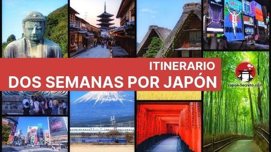 Itinerario esencial: dos semanas por Japón