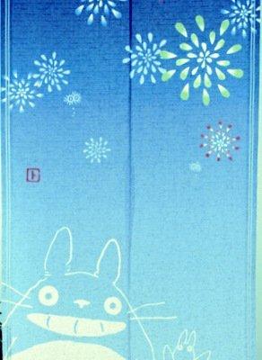Noren Totoro et Hanabi