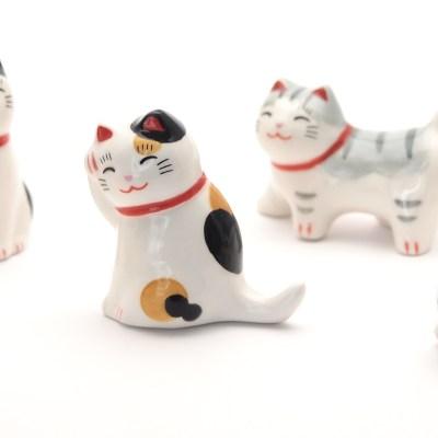 Set de poses baguettes Chats