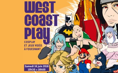 Japon Tendance sera à West Coast Play à Fouesnant(29)
