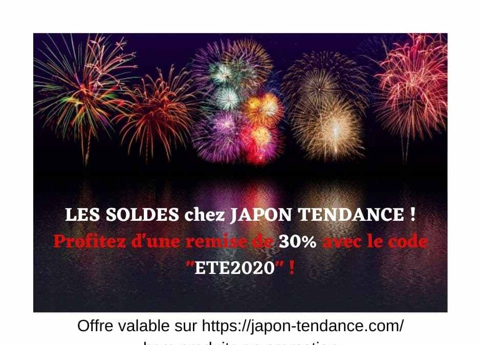 Soldes chez Japon Tendance