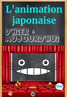 Livre animation japonaise