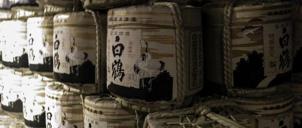 Czy w Japonii piją sake?