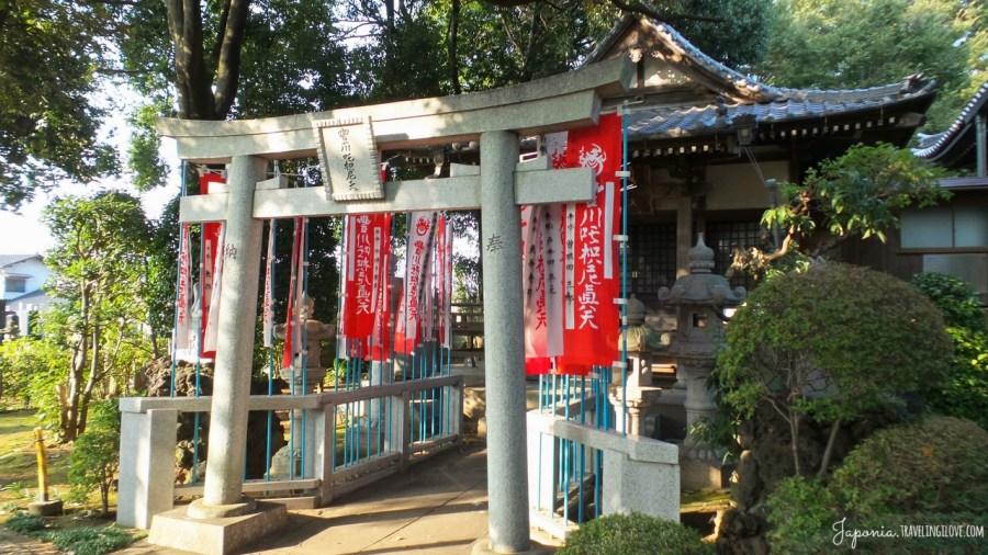 Betonowe torii, Tokio