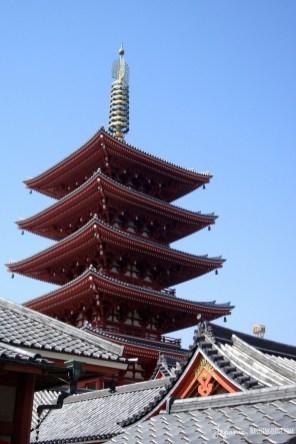 Pagoda w Tokio, Senso-ji
