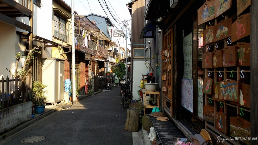 Yanaka, dzielnica