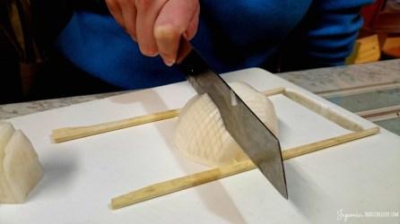 Nowy Rok - układanie o-sechi-ryōri (2)
