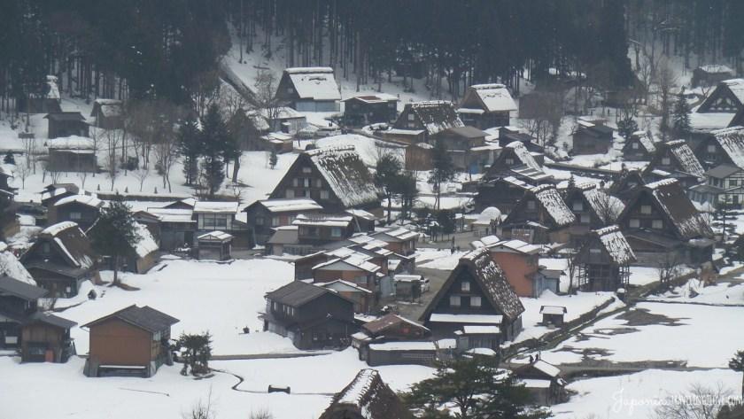 Shirakawa-go Shiroyama