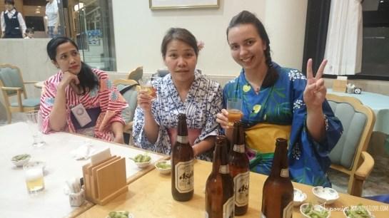 Yukaty na Gujo Bon-Odori (1)