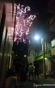 Sumida hanabi, czyli letnie fajerwerki nad Sumidą