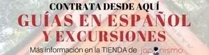 Guías en español y excursiones
