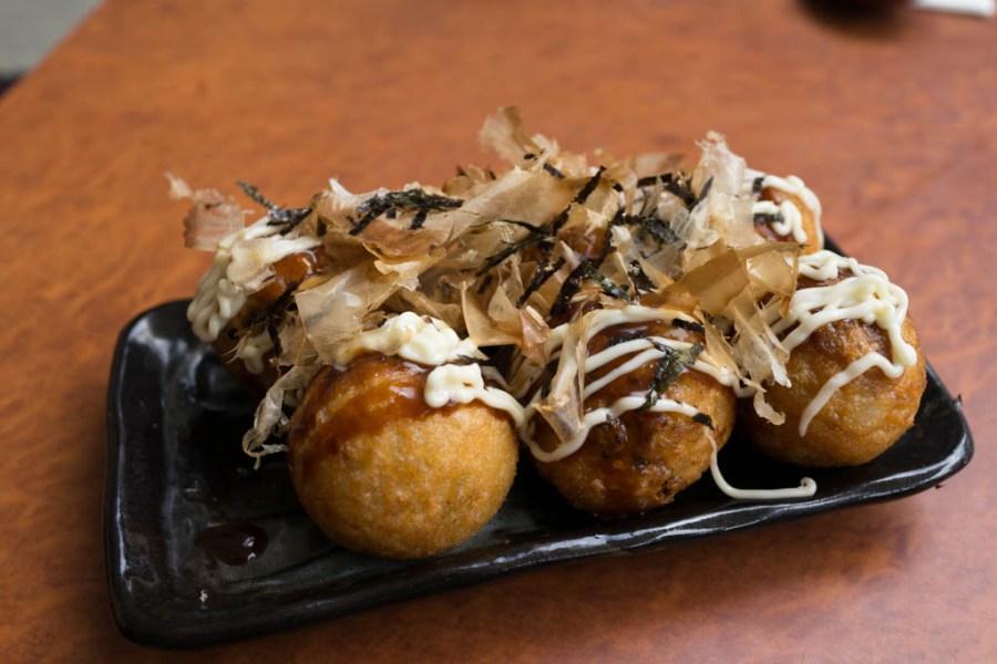"""[Recette] Les """"takoyaki"""" : boulettes de poulpes"""