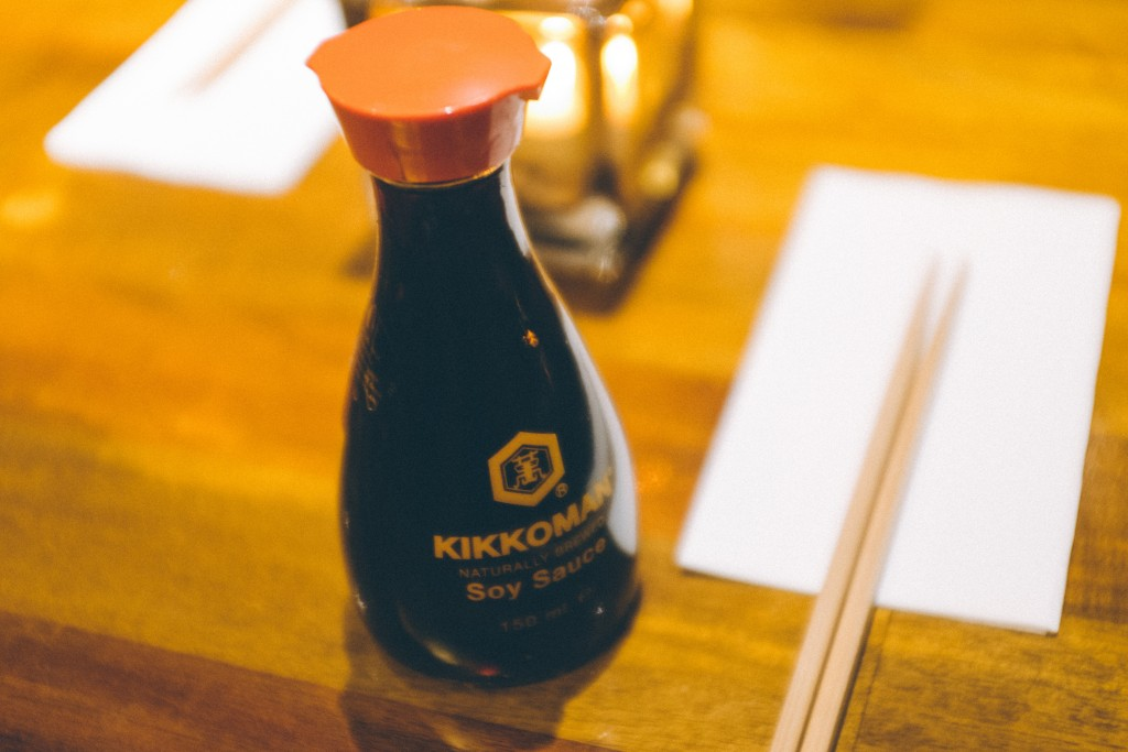 Sauce de soja au Japon