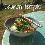 Saumon teriyaki pret a manger