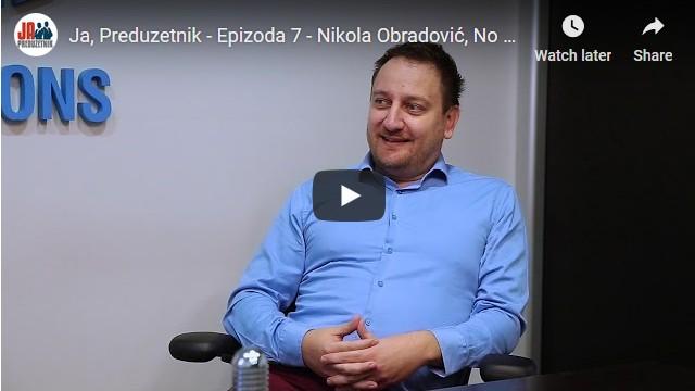 Epizoda 7 – Nikola Obradović, No Solutions