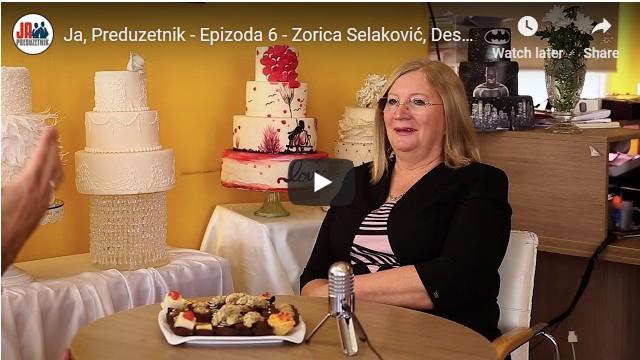 Epizoda 6 – Zorica Selaković, Dessert