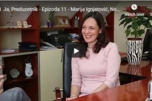 Epizoda 11 – Marija Ignjatović, Novitas Consult