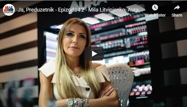 Epizoda 12 – Mila Litvinjenko, Aura