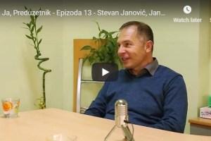Epizoda 13 – Stevan Janović, Janović