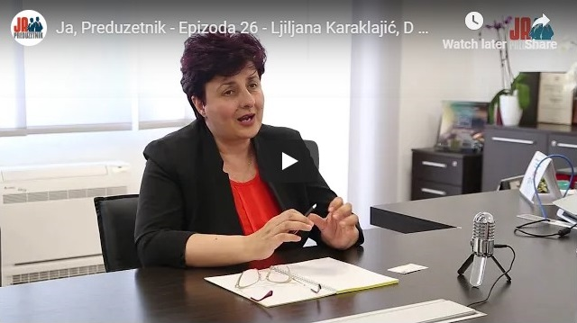 Ja, Preduzetnik – Epizoda 26 – Ljiljana Karaklajić, D Express