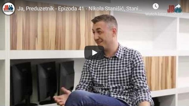 Ja, Preduzetnik – Epizoda 41 – Nikola Stanišić, Stanišić Bio, Šumska tajna