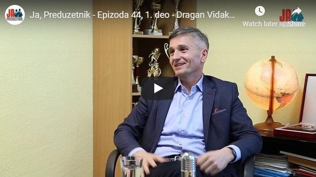 Ja, Preduzetnik – Epizoda 44, 1. deo – Dragan Vidaković, Impel