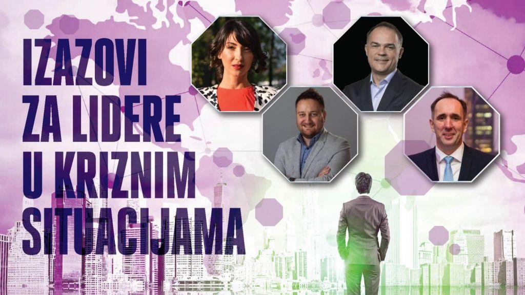 """Druga online konferencija """"Izazovi za lidere u kriznim situacijama"""""""