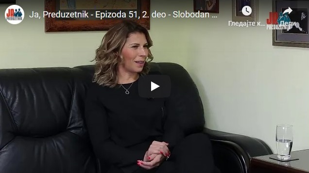 Ja, Preduzetnik – Epizoda 51, 2. deo – Slobodan Spasović, Sonja Čakarević, Cini