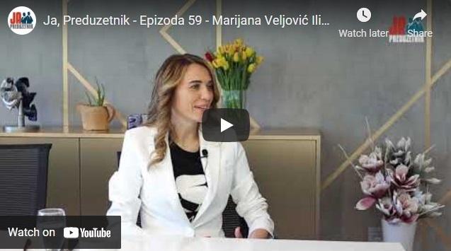 Ja, Preduzetnik – Epizoda 59 – Marijana Veljović Ilić, Turbo Servis