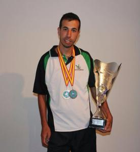 Carlos Labrador Muñoz - Campeón de España de pesca Feeder