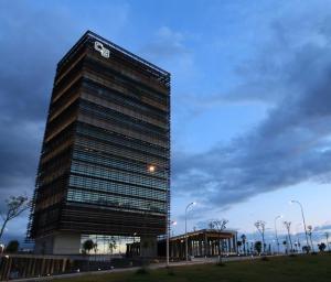 Edificio S.XXI de Caja de Badajoz