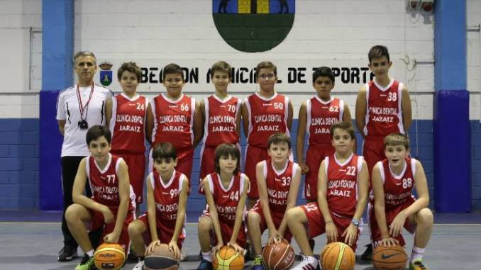Baloncesto - Clinica dental Jaraíz