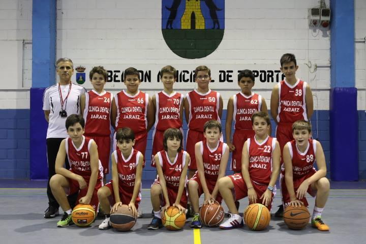 Baloncesto - Clinica dental Jaraíz