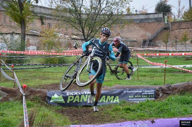 Carlos Luengo - Ciclo Cross de Boadilla del Monte 2014