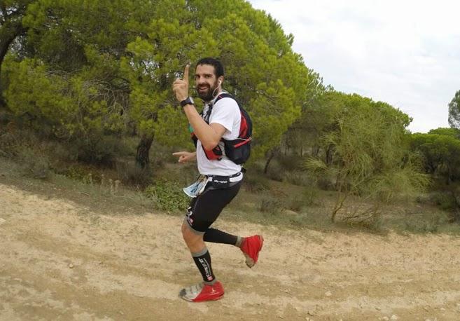 Atleta Gonzalo Martín