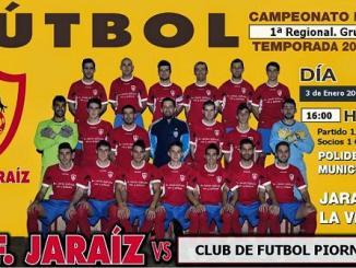 CF Jaraiz vs CF Piornal - 3 de Enero del 2015