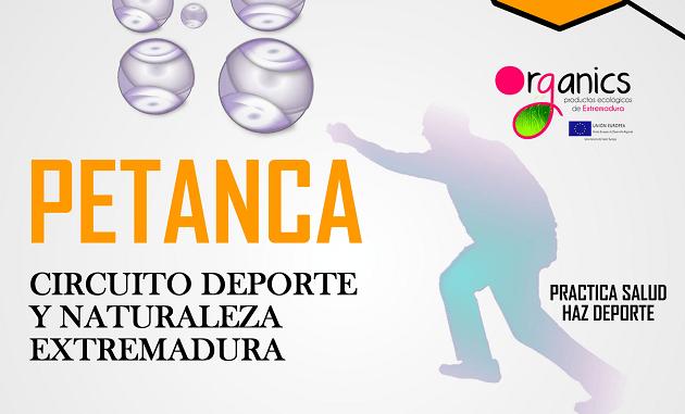 Petanca - Circuito Deportes y Naturaleza Extremadura