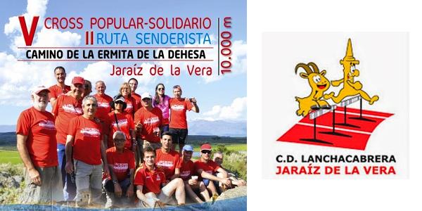"""V Cross Popular-Solidario y II Ruta Senderista """"Camino de la Ermita de la Dehesa"""""""