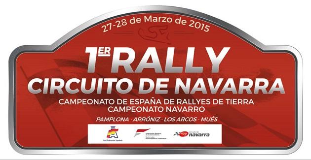 I Rallye Circuito de Navarra