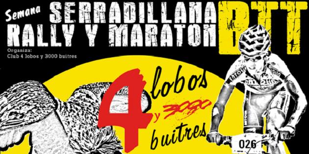 """Rally BTT de Serradilla. """"Imprenta La Verata Bike Team"""""""