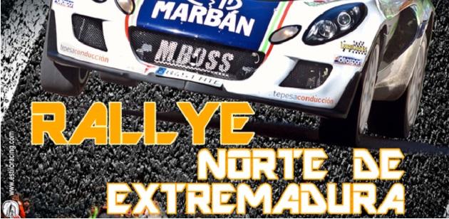 XXX Rally Norte de Extremadura