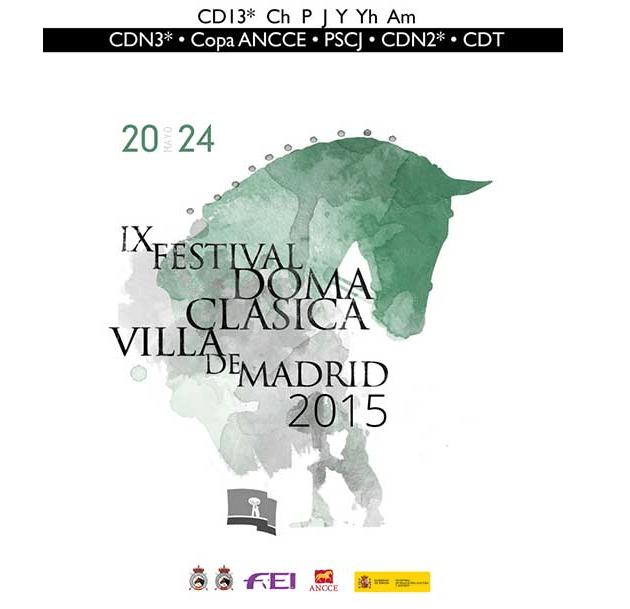 IX Festival Doma Clásica Villa de Madrid