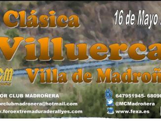VI Clásica Villuercas Villa de Madroñeras