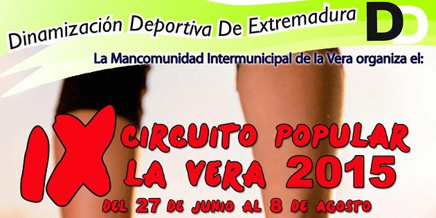 Circuito Popular Comarca de La Vera, Madrigal de La Vera