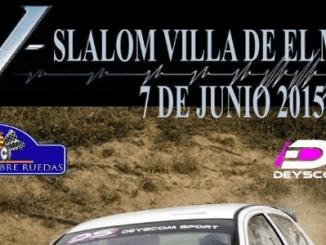 V Slalom Villa de El Molar