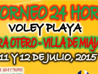 III Torneo 24 horas Laura Otero Villa de Miajadas