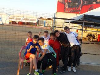 Los extremeños brillan en el I Trofeo Maxter Series Andalucía de Karting
